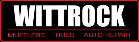 Wittrock Tire & Muffler - Mufflers, Tires, Auto Repair